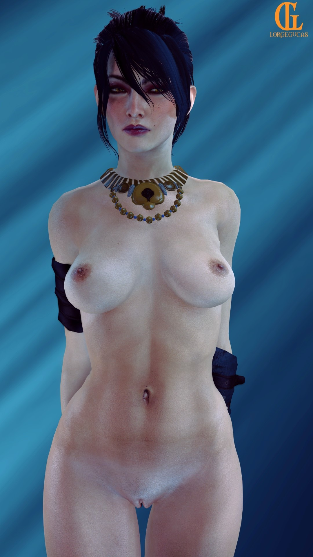 dragon inquisition age sera naked Under her tail full comic