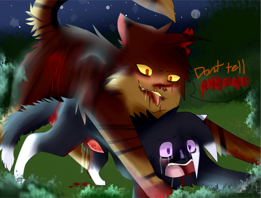 coloring warrior scourge pages cats Avatar the last airbender wan shi tong