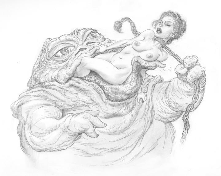 and leia jabba My little pony sapphire shores