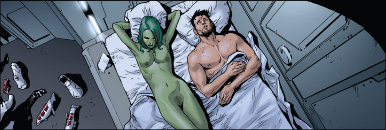 guardians naked gamora of galaxy the Dragon quest heroes 2 teresa
