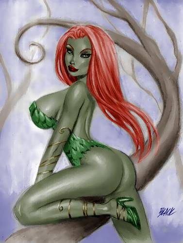 pics poison sexy of ivy Where is kent connolly fallout 4
