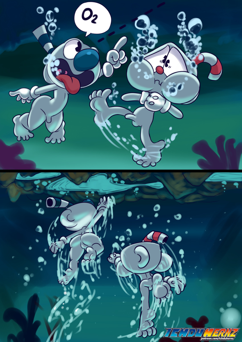 which cuphead you character are Legend of zelda ocarina of time dead hand