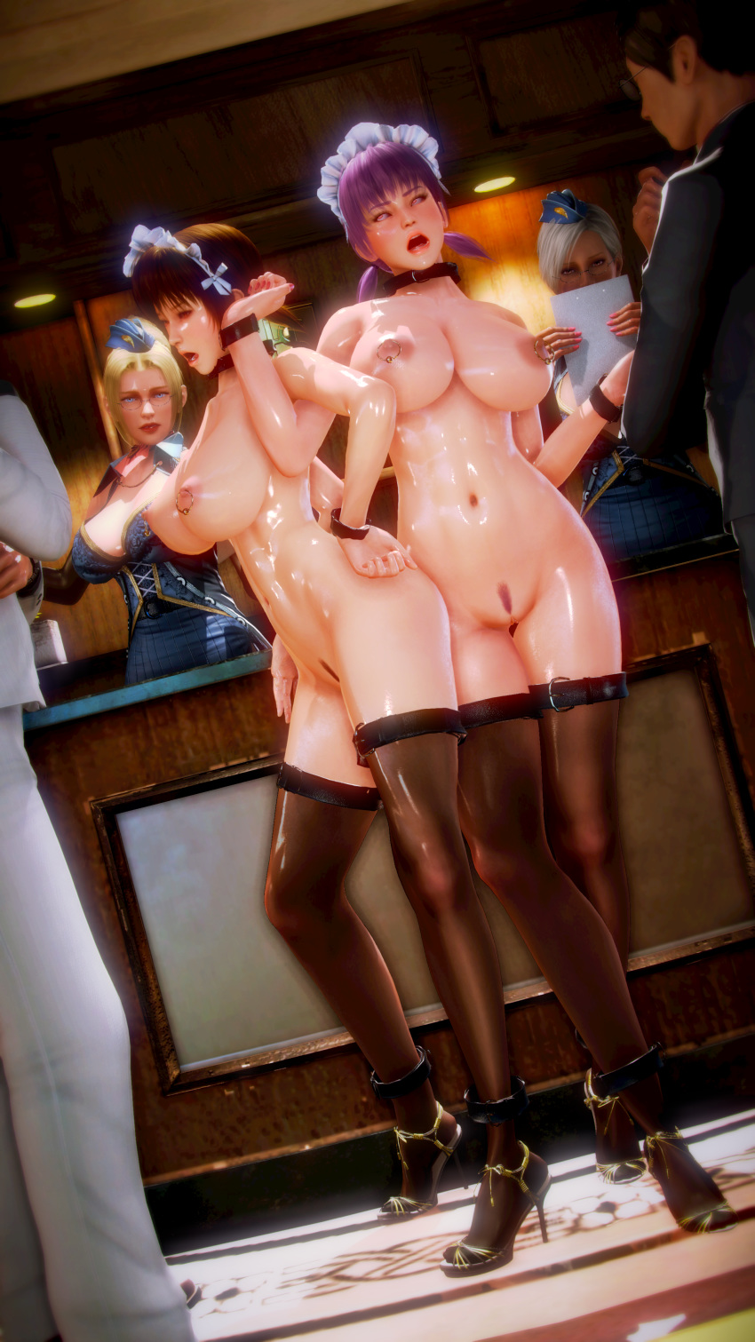 alive dead girls nude or Ger vs tusk act 4