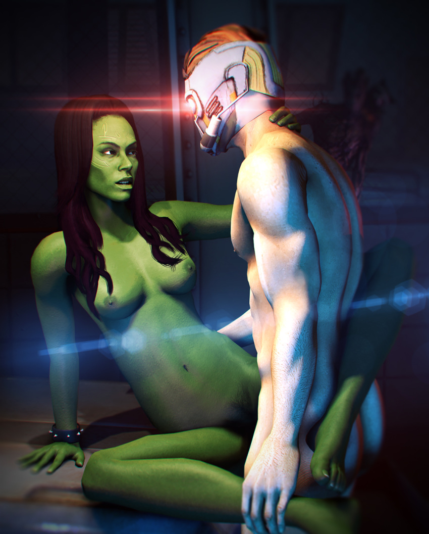 gamora guardians naked galaxy the of Fallout 4 sole survivor female