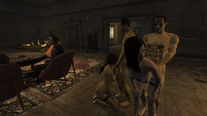 fallout nude sex new vegas Cha hae-in solo leveling
