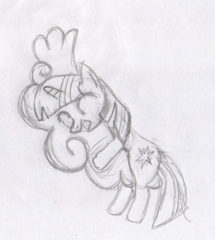 cake is magic friendship pony: pound little my Dragon ball z videl is crushed
